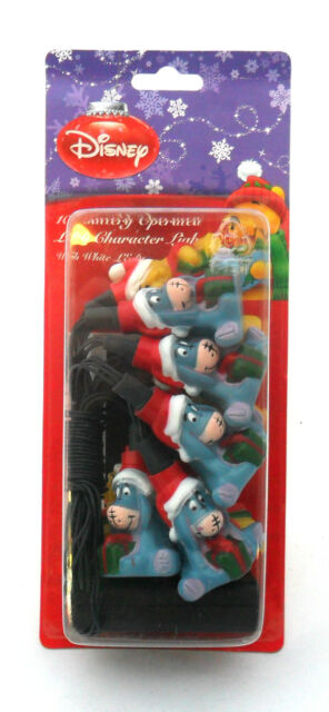 10 disney winnie the pooh battery lights operated christmas lights led character