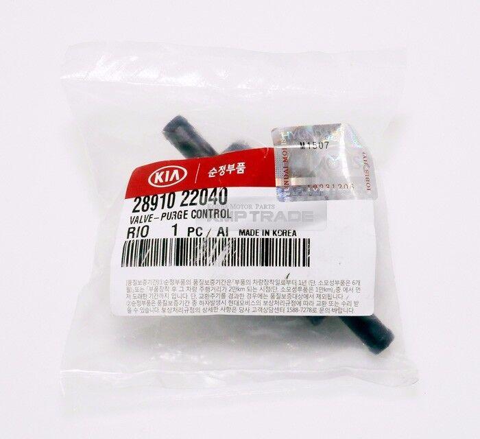 Genuine Hyundai 28910-22040 Purge Control Valve