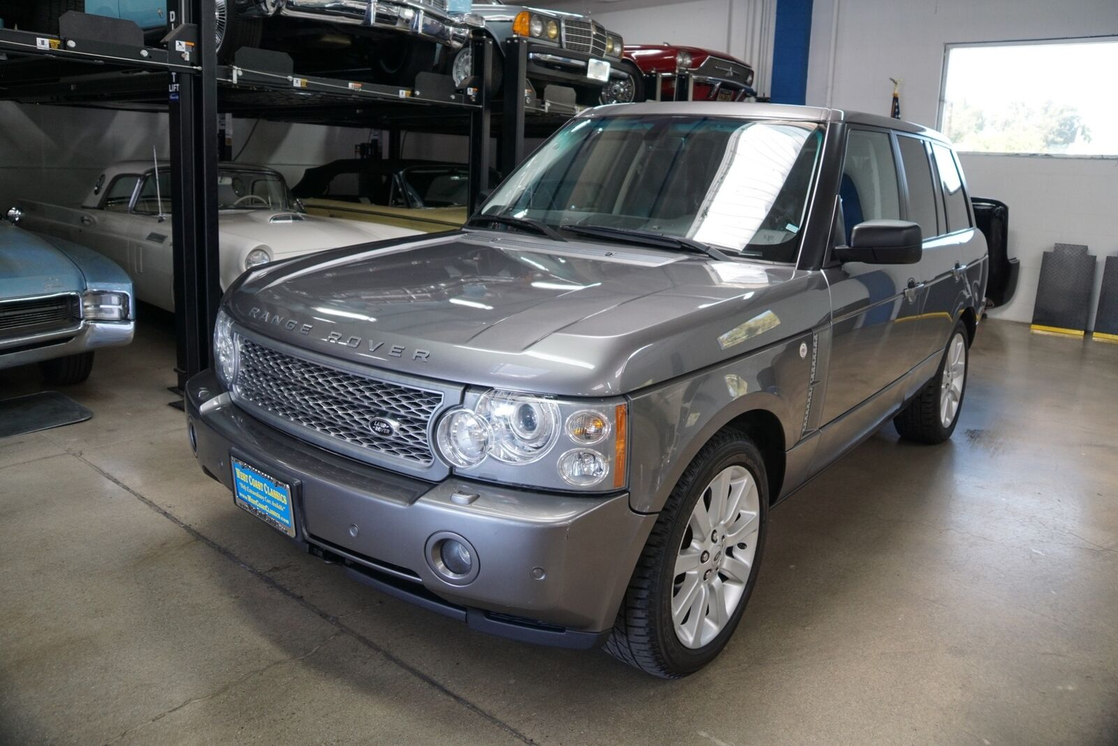 2008 Land Rover Range Rover 4.2L V8 Supercharged 4 dr SUV Supercharged