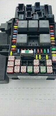 06 Navigator Expedition Fuse BOX Relay Center Power Distribution 6L1T-14A067-BB