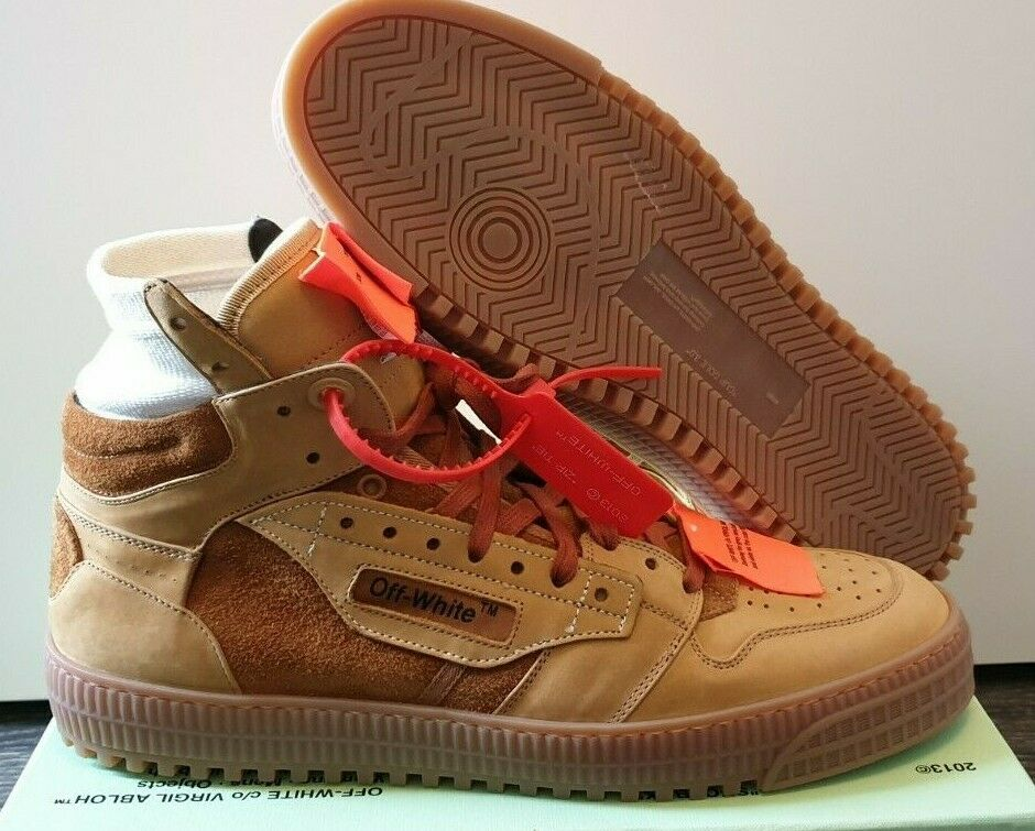 Off-bianca Virgil Ablow Low 3.0 3.0 3.0 CAMEL OMIA 065f18034004 5300 us_11.5 uk_11 eur_45 fa447a