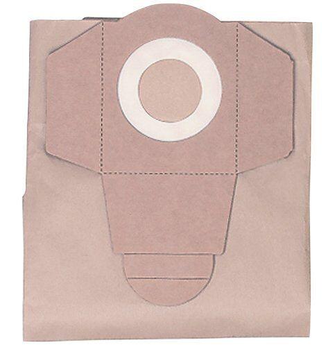 5-20 x Einhell Schmutzfangsack 20l 25l zu Einhell Staubsauger Kesselsauger