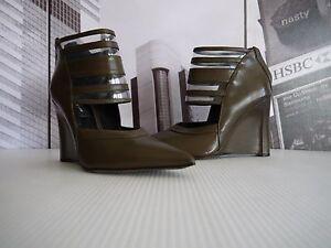 845-Gorgeous-Derek-Lam-Meryl-Leather-Wedge-Ankle-Booties-US-7