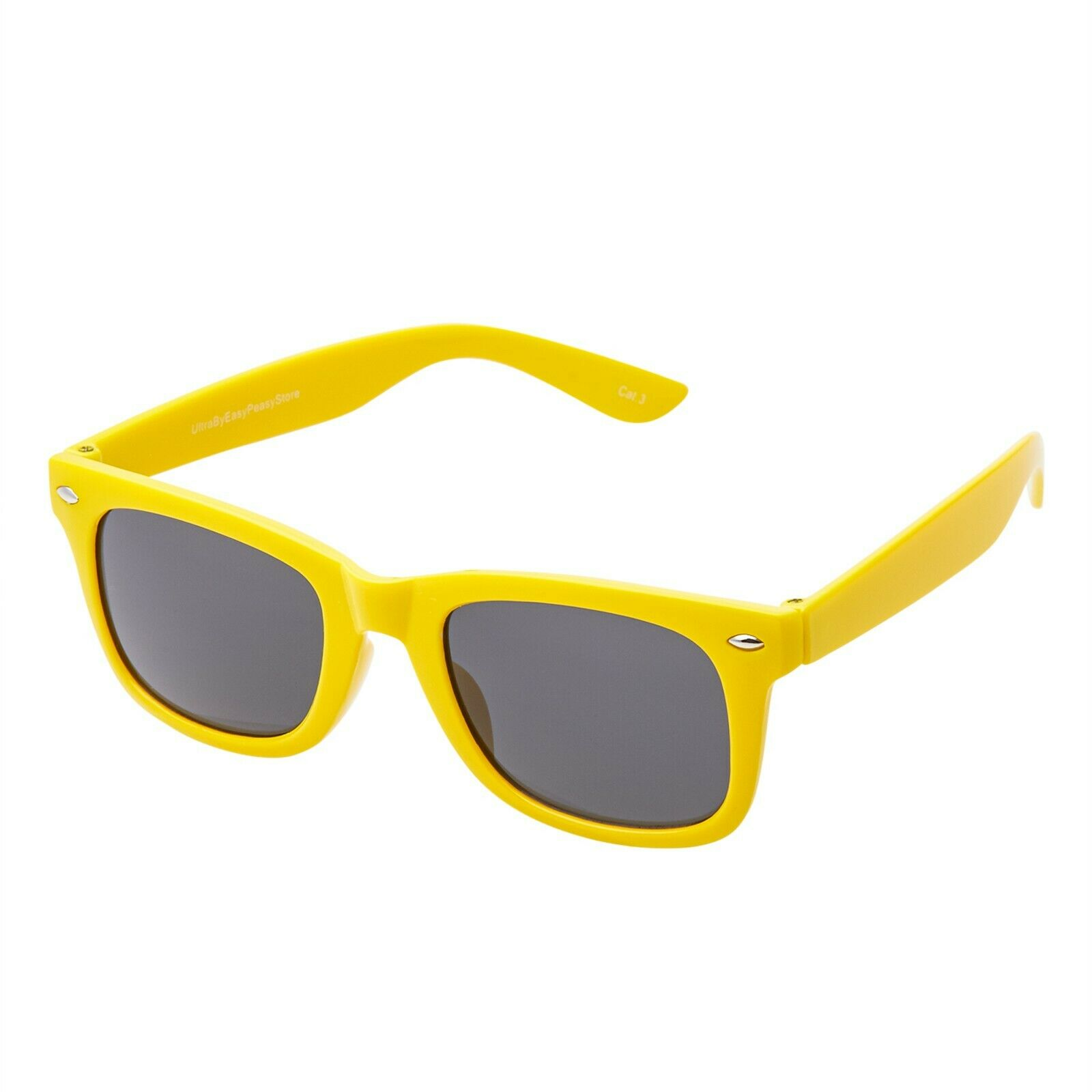 Yellow Kids Childrens Sunglasses Girls Boys Classic Shades Fashion Glasses Uv400 714983455251 Ebay