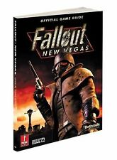 """""""VERY GOOD COND""""  FALLOUT NEW VEGAS OFFICIAL GAME GUIDE PRIMA"""