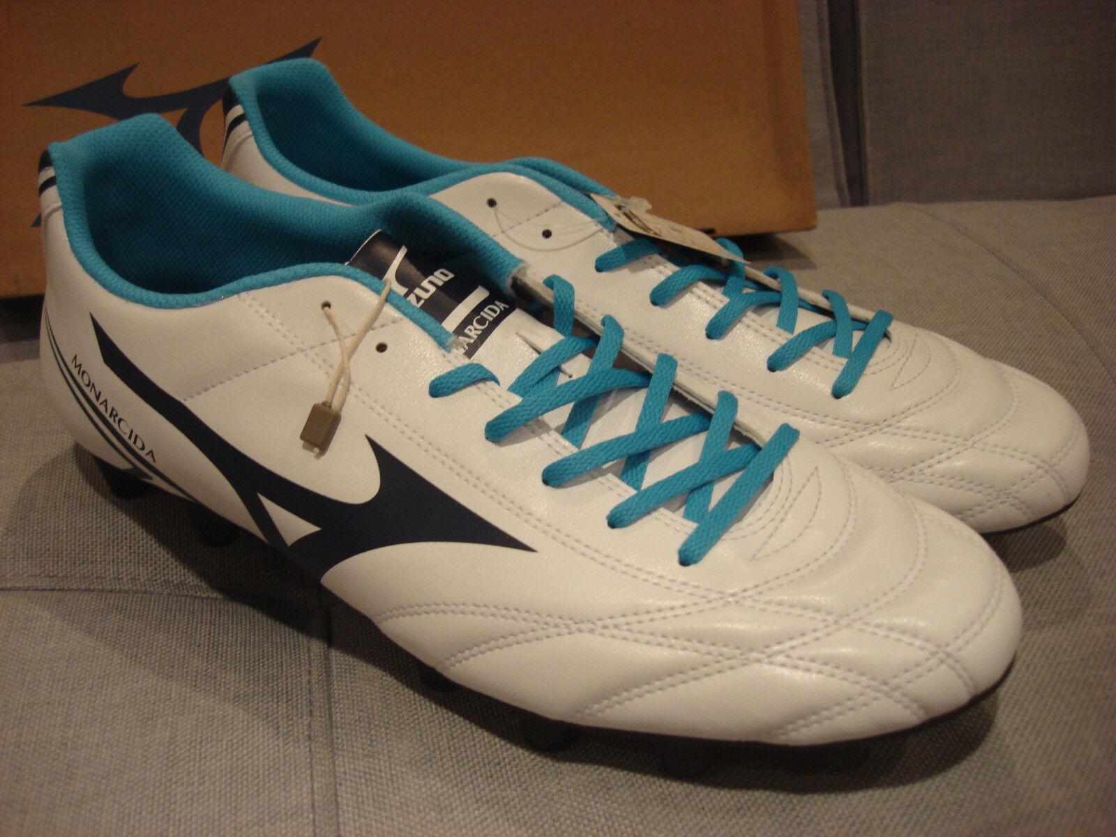 MIZUNO MONARCIDA MD SOCCER FOOTBALL Größe 13 P1GA152401 schuhe - BRAND NEW
