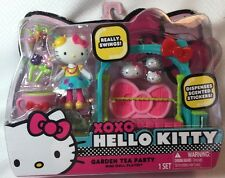 New XOXO HELLO KITTY Cafe Mini Doll Playset Slightly Distressed Packaging