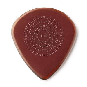 Dunlop-Primetone-Jazz-III-sculpte-Plectres-Guitare-electrique-Picks-1-4-mm-3-Pack