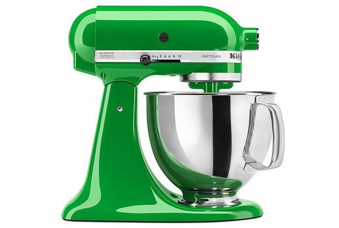 New KitchenAid Stand Mixer tilt 5-Quart ksm150pscg Artisan Canopy Green