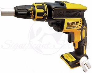 NEW DeWALT DCF620 DCF620B 20V MAX XR Li-Ion Cordless Brushless Drywall Screwgun