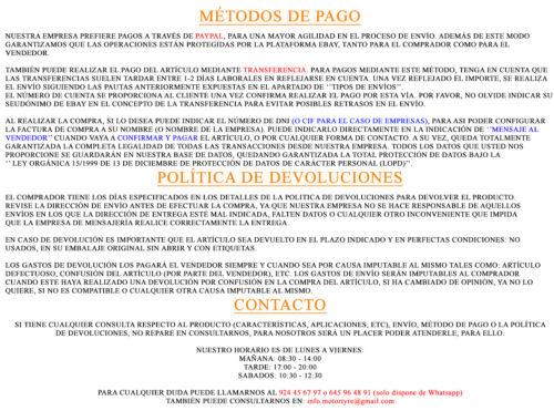 RELE SEPARADOR BATERIAS NAGARES 70A 12V INTERRUPTOR FUERZA RLAC//4-12 COCHE FURGO