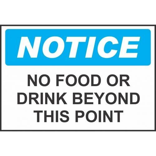 Notice Signs Australian Standard AS1319AUTHORISED DEALER