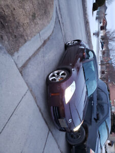 2006 Nissan 350Z Track package