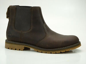 Details about Timberland Earthkeepers Larchmont Chelsea Boots Men's Shoes Ankle Boots A1OJF show original title