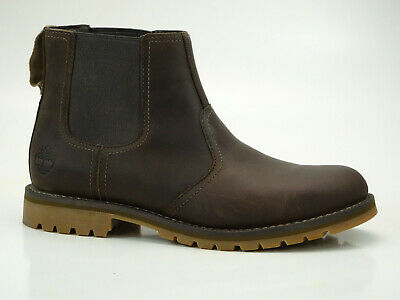 Timberland Earthkeepers Larchmont Chelsea Boots Men's Shoes Ankle Boots A1OJF | eBay