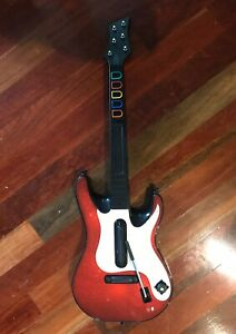 GUITAR HERO Live Wireless Guitar Controller 0000654 PS3 ...  Guitar Hero Guitar Wireless Xbox 360