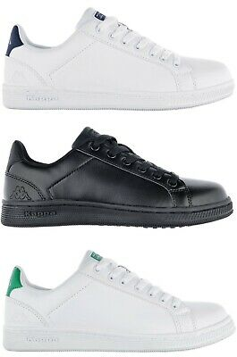 cheap for discount 63bdb 9d862 KAPPA - scarpe uomo sneaker sportive modello adidas stan smith eco pelle |  eBay