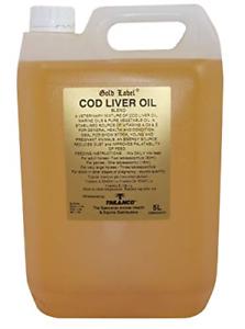 gold Label - Cod Liver Oil  5L