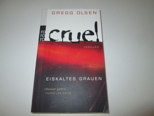 Cruel Eiskaltes Grauen von Gregg Olsen / #p74