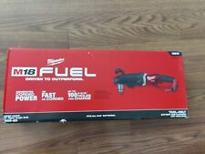 Open Box Milwaukee 2809 20 M18 Fuel Super Hawg 12 Right Angle Drill Tool Only