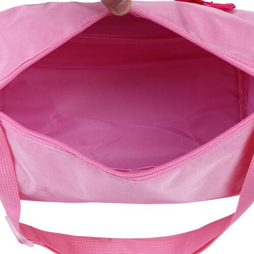 Mädchen Sport Ballett Tasche Tanztasche Gymnastiktasche Dance Bag Schultertasche