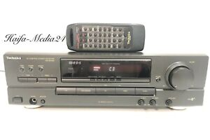 Technics SA-EX140 Stereo Receiver AV Control Stereo Receiver +FB 1 Jahr Gewährl.