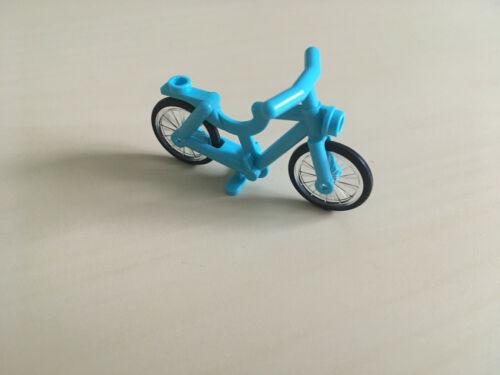 Details zu  LEGO 1 türkises Fahrrad unbespielt