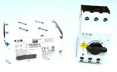 Eaton Moeller PKZM0-4 Motor Controller Starter 2,5-4A new model PKZM04 PKZMO4