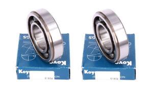 Genuine Koyo Mains Crank Bearings Set Suzuki RM 250 2003-2004