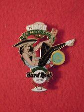 2000 Cinco De Mayo Hard Rock Cafe Hotel Las Vegas Girl Pin