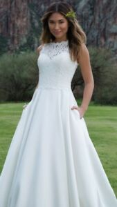Sweetheart Wedding Dress.Details About Justin Alexander Sweetheart Wedding Dress Size 12 Style 1136