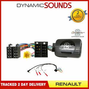 Ds-rn005 control adaptador de Dirección para Renault Scenic 05