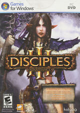 DISCIPLES III RENAISSANCE w/ 3 Bonus Maps - RPG Role Playing PC Game - BRAND NEW