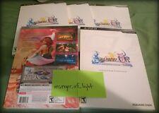 *BRAND NEW* Final Fantasy X / X2 HD Remaster Collector's Edition - PS3 RARE