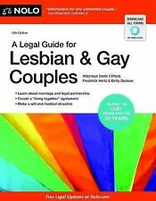 NEW - A Legal Guide for Lesbian & Gay Couples