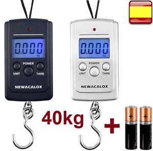 Bascula-peso-digital-lcd-hasta-40kg-para-ir-de-pesca-caza-maletas-equipaje