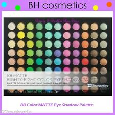 NEW in Box BH Cosmetics 88-Color MATTE Eye Shadow Palette - FREE SHIPPING BNIB