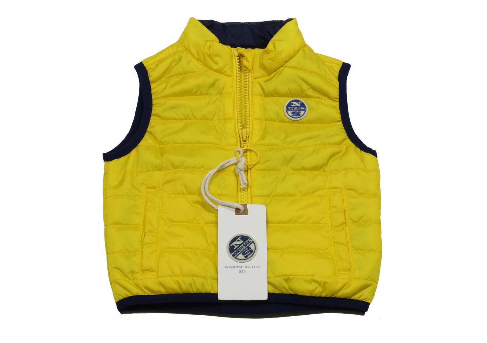 Gilet North Sails bambino frank junior