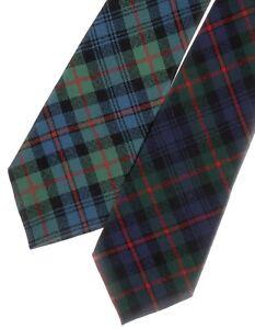 a5bc12033305 Image is loading Tartan-Tie-Clan-Murray-of-Atholl-Scottish-Wool-