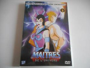DVD-LES-MAITRES-DE-L-039-UNIVERS-N-3-5-EPISODES-ZONE-2
