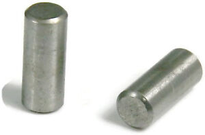 "3//32/"" x 1//4/"" Dowel Pin Stainless Steel 18-8"