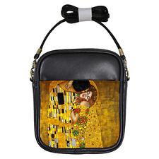 New The Kiss by Gustav Klimt for Girls Sling Bag Free Shipping