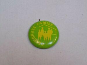 pinback button Vintage METAL CHURCH Button METAL