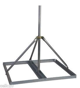 """Rechercher Des Vols Non-pénétrant Antenne Mât Toit Mount Avec 1.66"""" X 30"""" Mât-ez Np-30-166-g Antenna Mast Roof Mount With 1.66"""" X 30"""" Mast - Ez Np-30-166fr-fr Afficher Le Titre D'origine Aussi Efficacement Qu'Une FéE"""