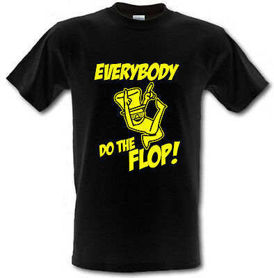T-shirts, Tops & Shirts Asdf Everybody Do The Flop Youtube Cult Gamer Children's T-shirt All Ages/sizes To Reduce Body Weight And Prolong Life