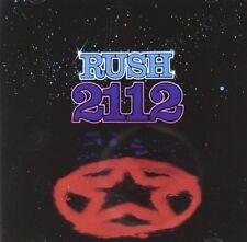 RUSH CD - 2112 [REMASTERED](1997) - NEW UNOPENED - ROCK