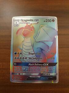 Selten Holo ProxyDragonite EX Dragoran EX Pokemon Karte