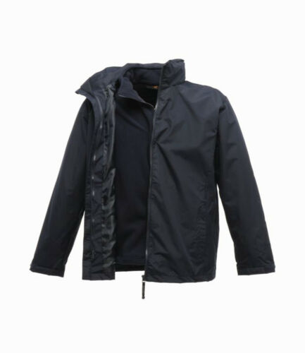 Colour Choices Waterproof REGATTA MEN/'S CLASSIC 3 in 1 Hooded Jacket