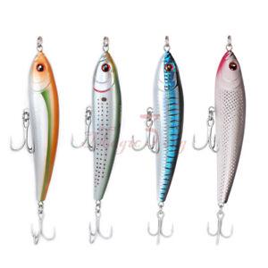 10pcs//Lot 14.5cm//14.7g Fishing Lures Jerkbait Crankbait Minnow Bait Bass Wobbler