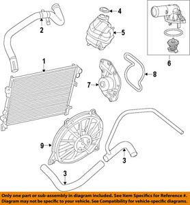 image is loading dodge-chrysler-oem-09-15-journey-radiator-cooling-